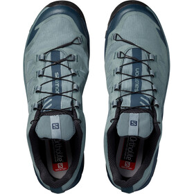 Salomon Outpath GTX Shoes Herr north atlantic/reflecting pond/black